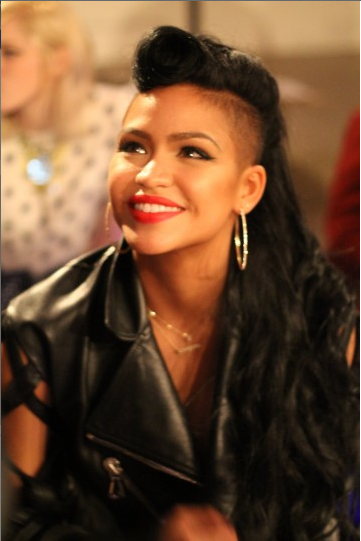 Cassie Ventura Haircut